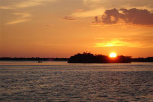 Sunset on Charlotte Harbor