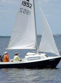 Siren 17' available for bareboat charters