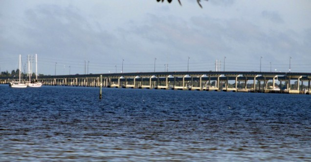 Bridge to Port Charlotte