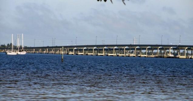 Bridge to Port Charlotte