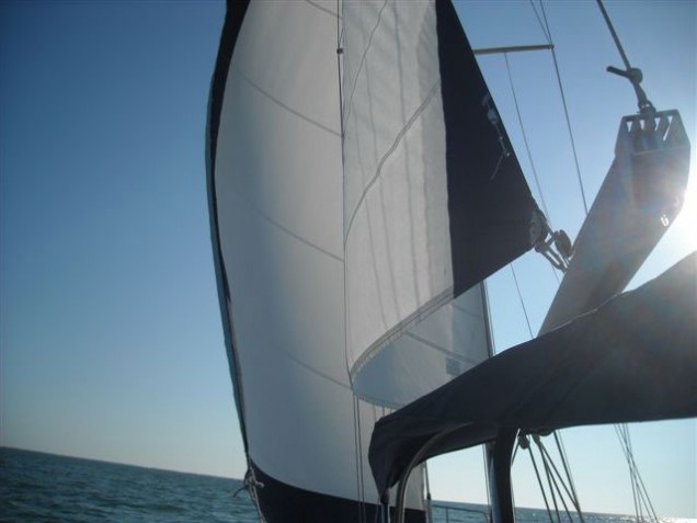 Basic Keelboat Sailing Lessons