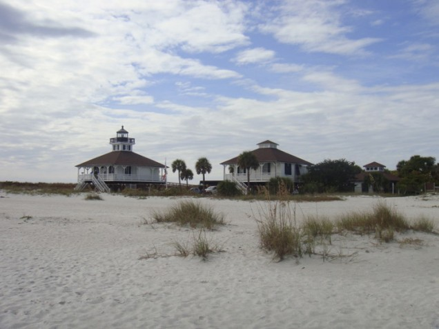 New Boca Grande Lighthouse