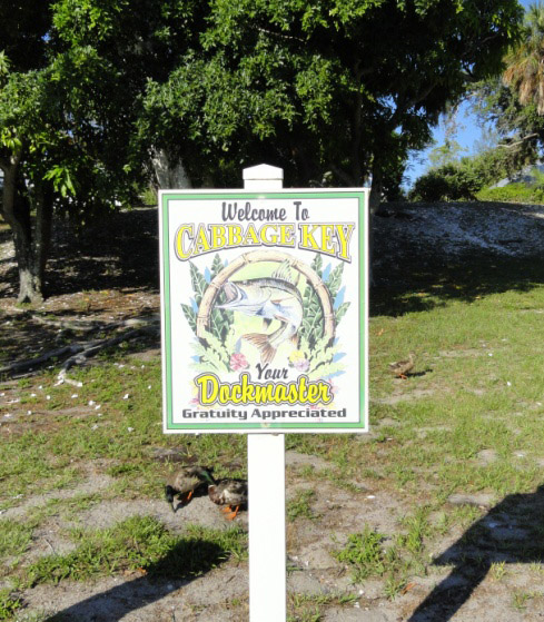 Welcome to Cabbage Key