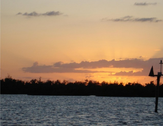 Cabbage Key Sunset
