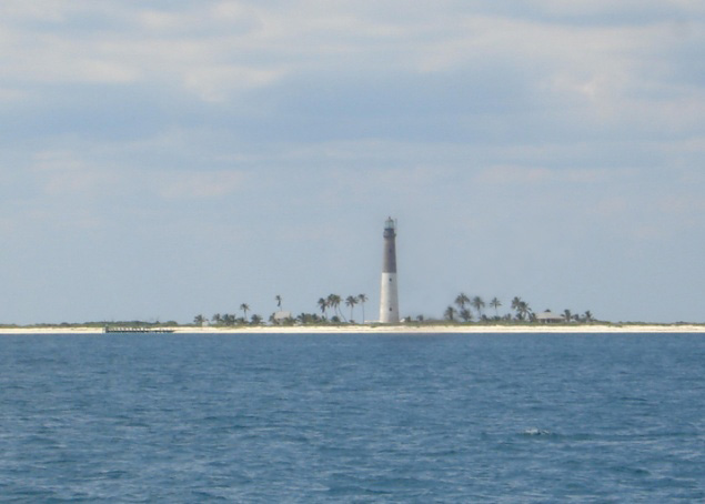 Lighthouse on Loggerhead Key