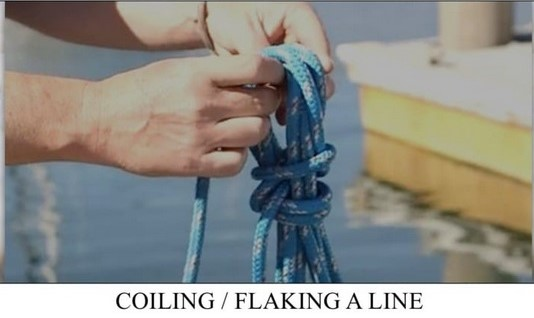 Coiling Flaking